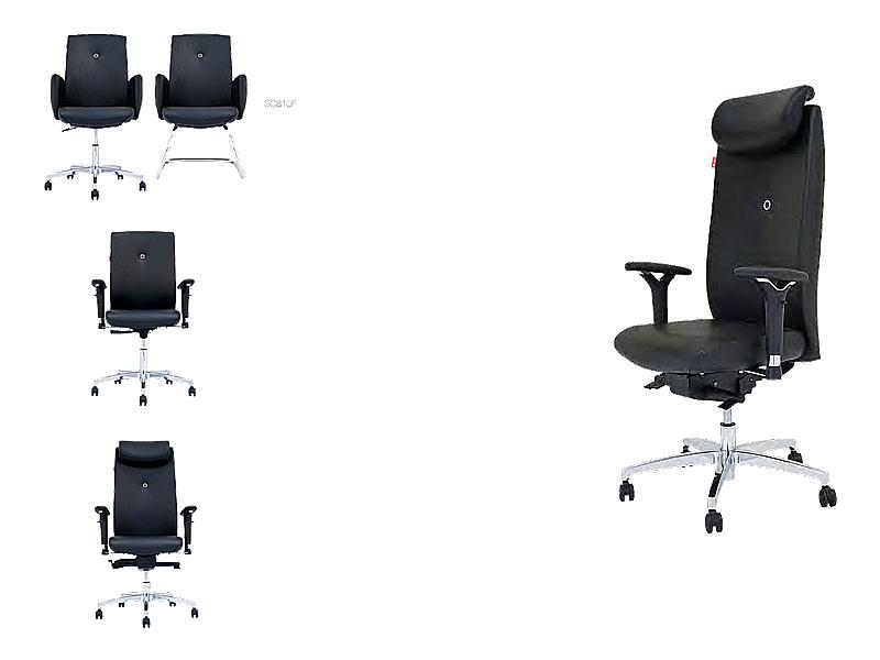 صندلی نیلپر nilper کد SM810