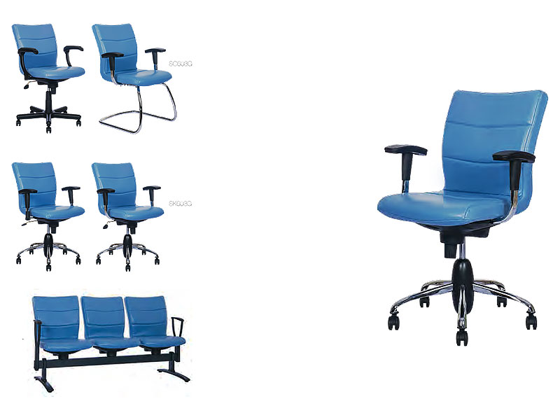 صندلی نیلپر nilper کد SK603G